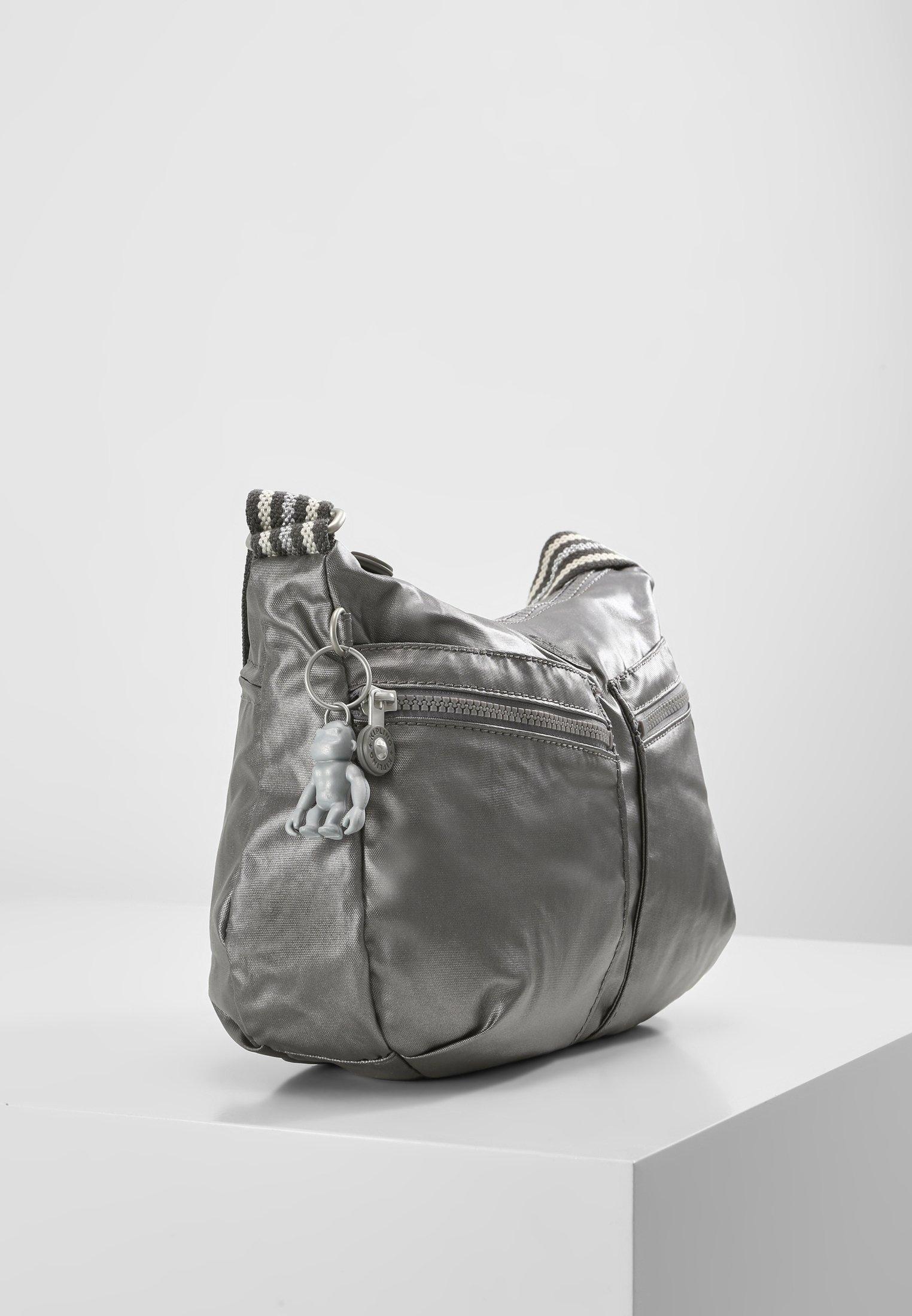 Kipling Izellah - Skuldertasker Carbon Metallic