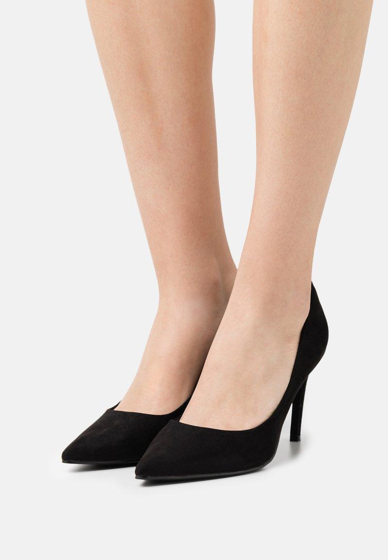 Even&Odd - Klassiske pumps - black