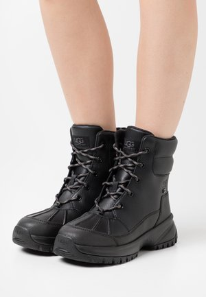 YOSE - Winter boots - black
