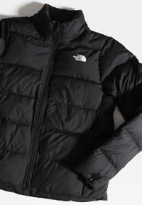 The North Face - W MOUNTAIN LIGHT FL TRICLIMATE JACKET - Kurtka do biegania - new taupe green/tnf black - 5