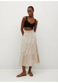 Mango - A-line skirt - arena - 1
