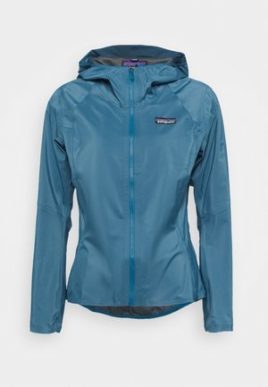 DIRT ROAMER - Chaqueta Hard shell - steller blue