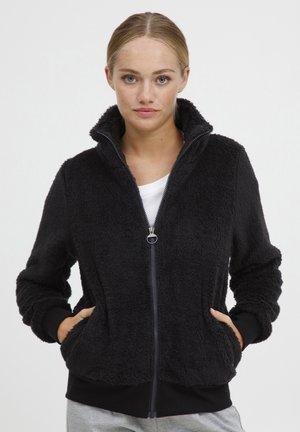 ANNEKA - Fleece jacket - black