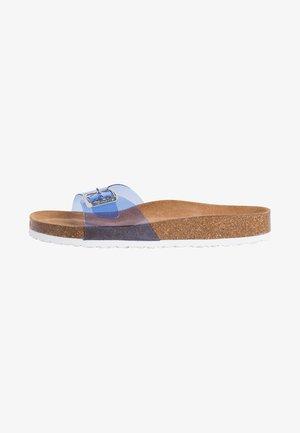 TAMARIS - Slippers - blue