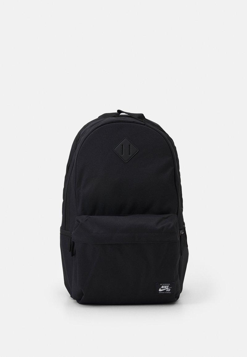 Nike SB - ICON UNISEX - Rucksack - black