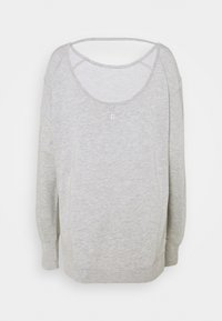 Sweaty Betty - AFTER CLASS SPORT - Sweatshirt - light grey marl - 7