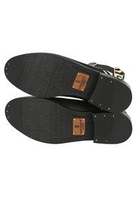 Crickit - Classic ankle boots - schwarz zebra - 6