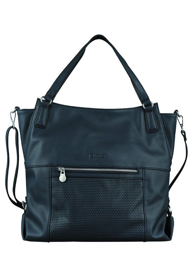 DAKOTA - Shopping bag - darkblue