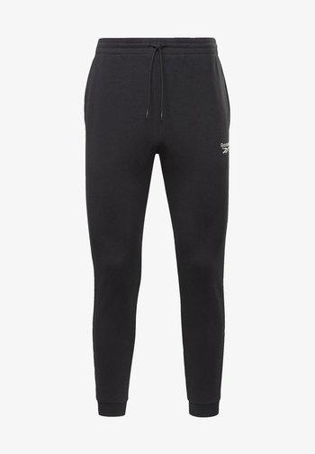 SMALL LOGO ELEMENTS JOGGER PANTS - Verryttelyhousut - black