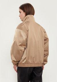 Finn Flare - Waterproof jacket - beige - 2