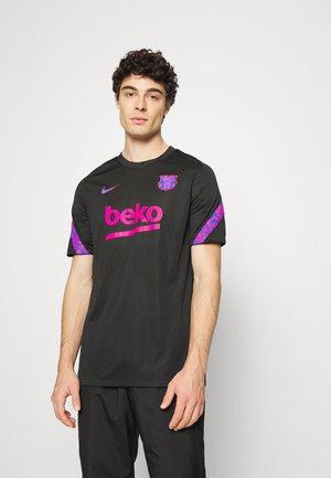 FC BARCELONA - Voetbalshirt - black/hyper royal