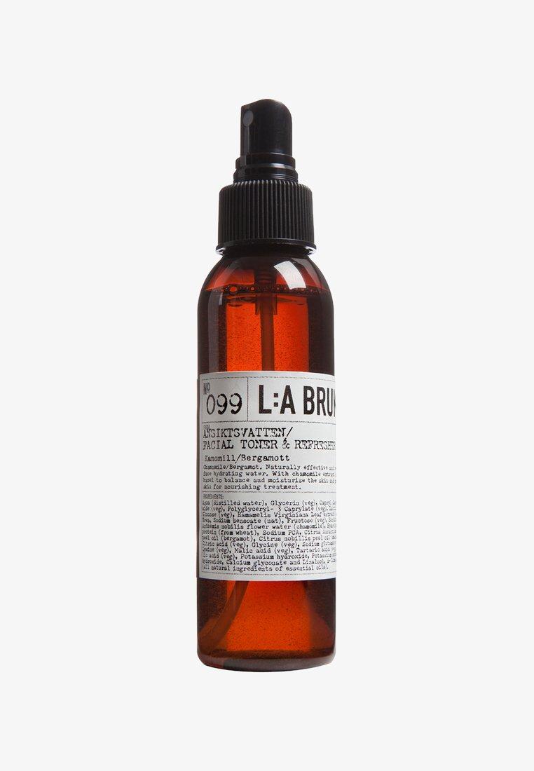 L:A Bruket - FACE TONER 120ML - Toner - no.99 chamomile/bergamot