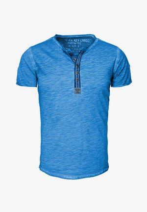ARENA - Print T-shirt - aqua blue