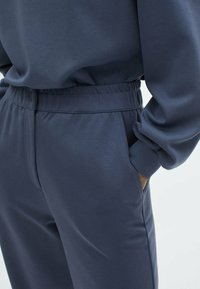 Massimo Dutti - Pantalon de survêtement - dark blue - 3
