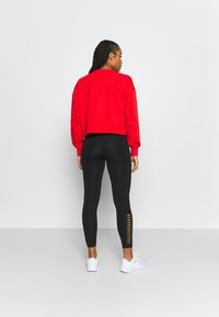 Nike Performance - DRY GET FIT CREW - Sudadera - chile red/crimson bliss - 2