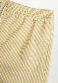 Mango - Swimming shorts - gelb - 6