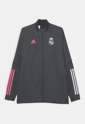 REAL MADRID SPORTS FOOTBALL JACKET - Pelipaita - grefiv