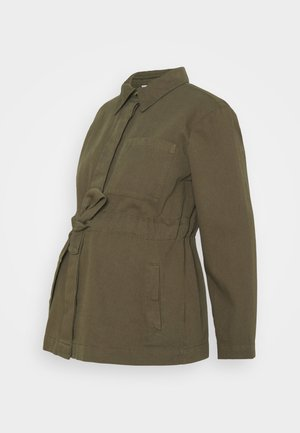 PCMPAULINA  - Button-down blouse - sea turtle