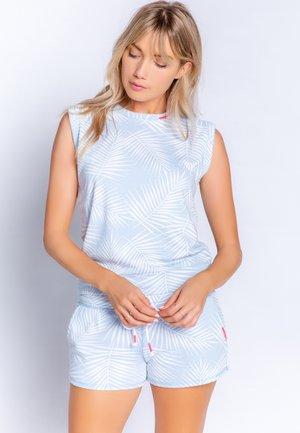 Pyjamashirt - light blue