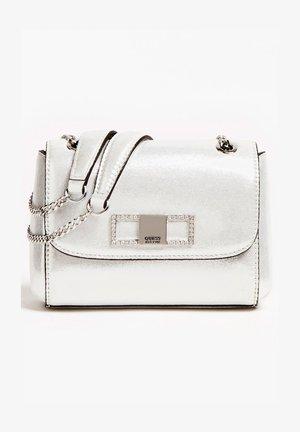 MINI DINNER DATE MET - Handbag - silber