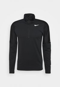 Nike Performance - Sportshirt - black/silver - 4