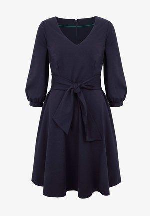 BENEDICTA PONTE  - Day dress - navy