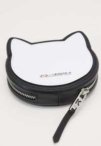 KARL LAGERFELD - IKONIK CHOUPETTE COIN PURSE - Wallet - black - 2