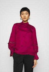 Fabienne Chapot - Long sleeved top - purple sky - 0