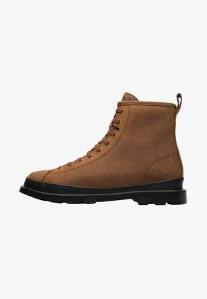 BRUTUS - Lace-up ankle boots - braun
