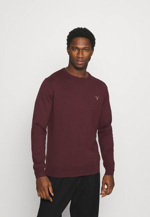 CREW - Jumper - port red