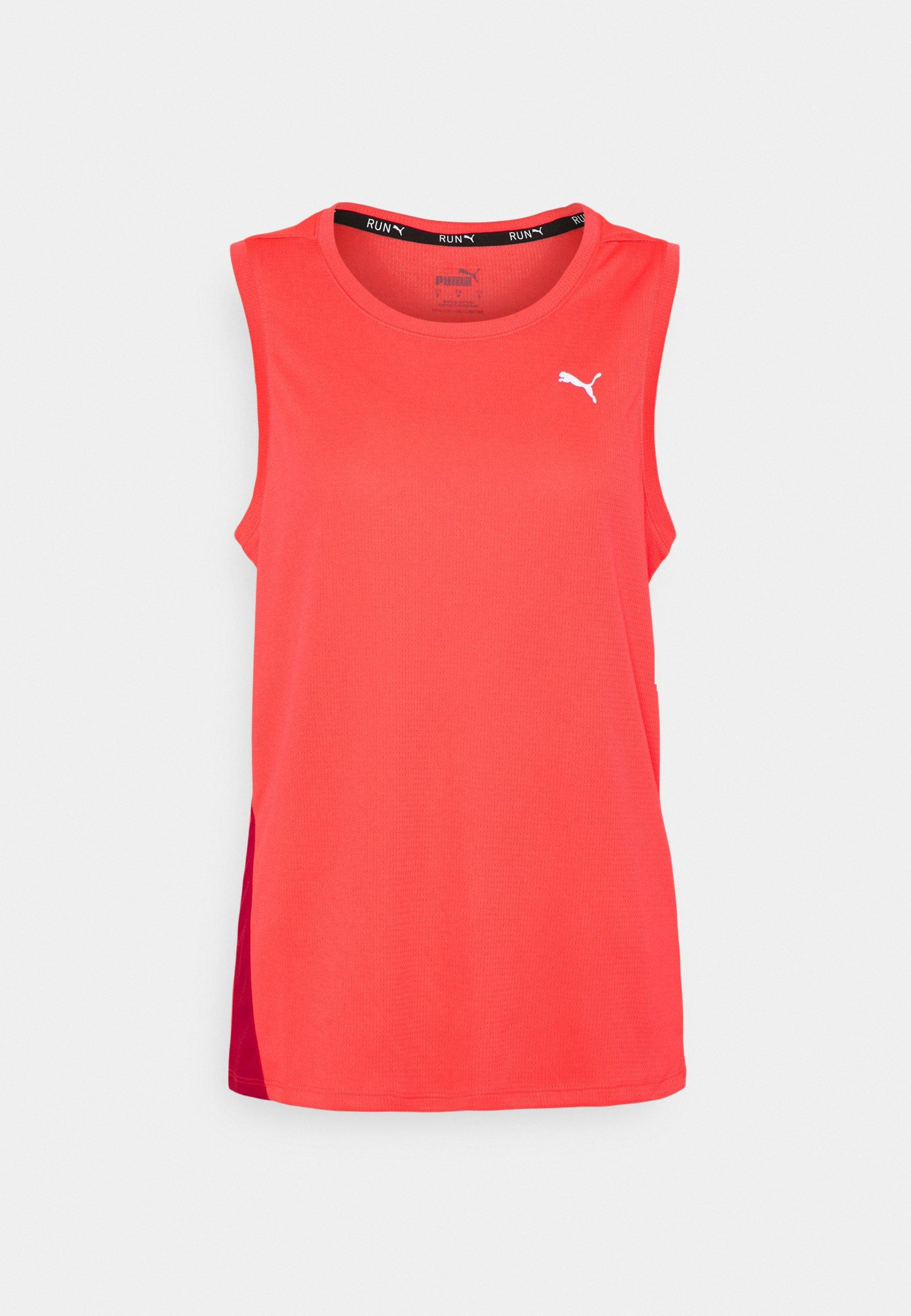 Femme RUN FAVORITE TANK  - T-shirt de sport