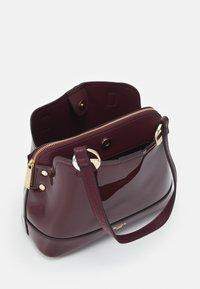 Dune London - DINIDAMINE - Handbag - berry - 2