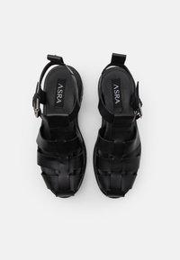 ASRA - SEB - Sandals - black - 3