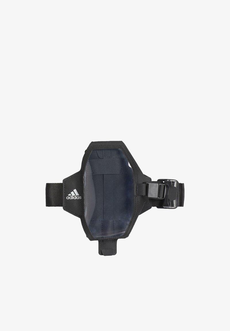 adidas Performance - RUN MOB HD G - Other accessories - black