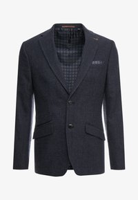 Burton Menswear London - RUST CHECK - Blazere - navy - 5