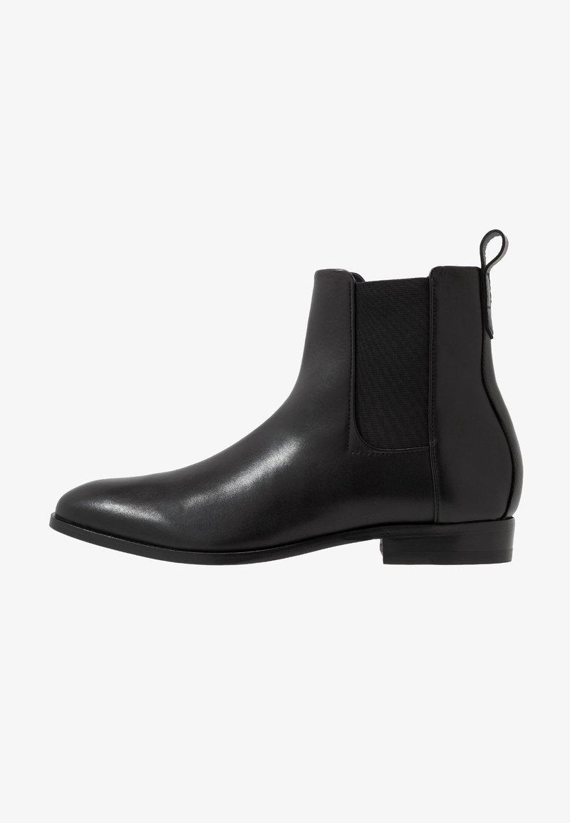 HUGO - CULT - Kotníkové boty - black