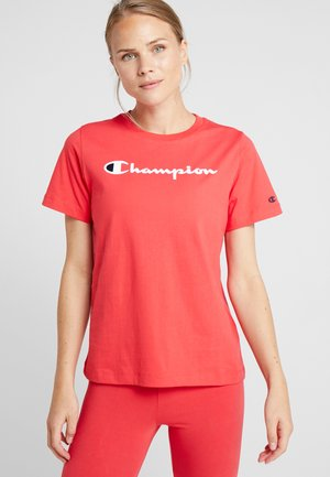 CREWNECK  - Printtipaita - red