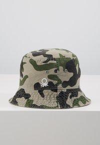 Benetton - HAT - Klobouk - khaki - 4