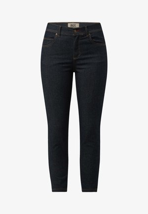 Slim fit jeans - marineblau