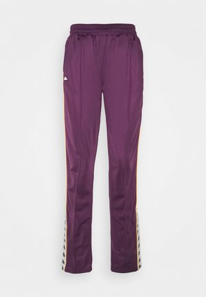 HELMA - Tracksuit bottoms - hortensia