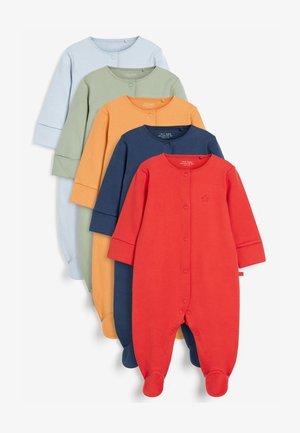 5 PACK - Sleep suit - blue