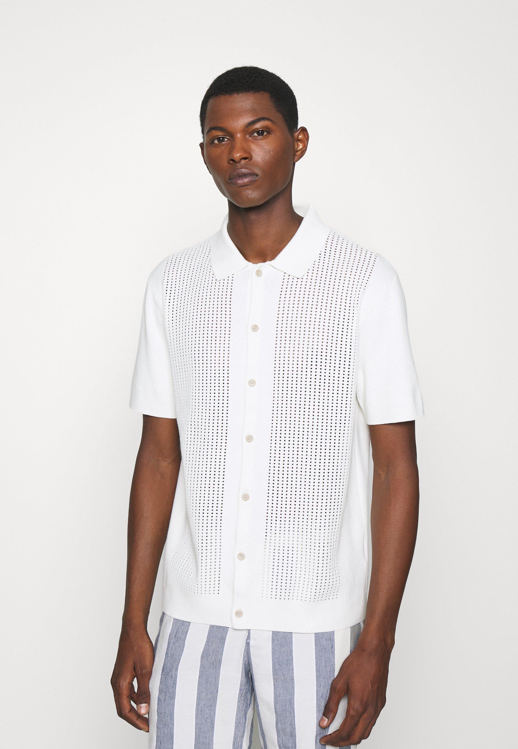 Uomo SWEATER SHRT - Camicia