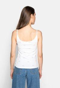 Kappa - IDUNA - Top - bright white - 2