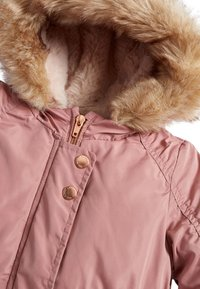 Next - Winter jacket - pink - 4