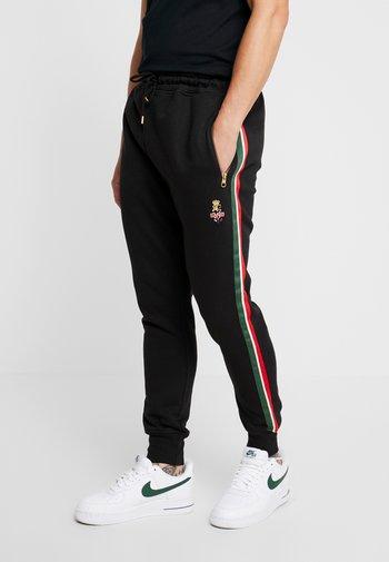 SIEGELL - Pantaloni sportivi - black