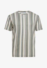 Topman - STRIPE SNIT - T-shirt con stampa - multicolored - 4