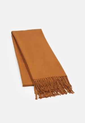 BASIC SCARF - Šála - camel