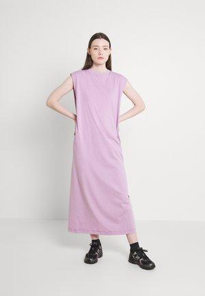 LIA DRESS - Vestito lungo - purple