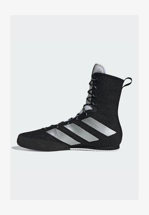 BOX HOG 3 SCHUH - Obuwie treningowe - black/silver-coloured/white