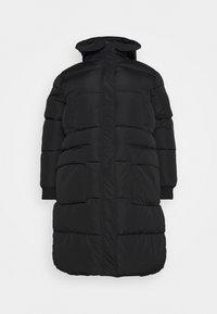 Pieces Curve - PCSEVIGNE PADDED JACKET - Winter coat - black - 4